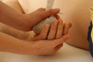 Buckwheat Massage