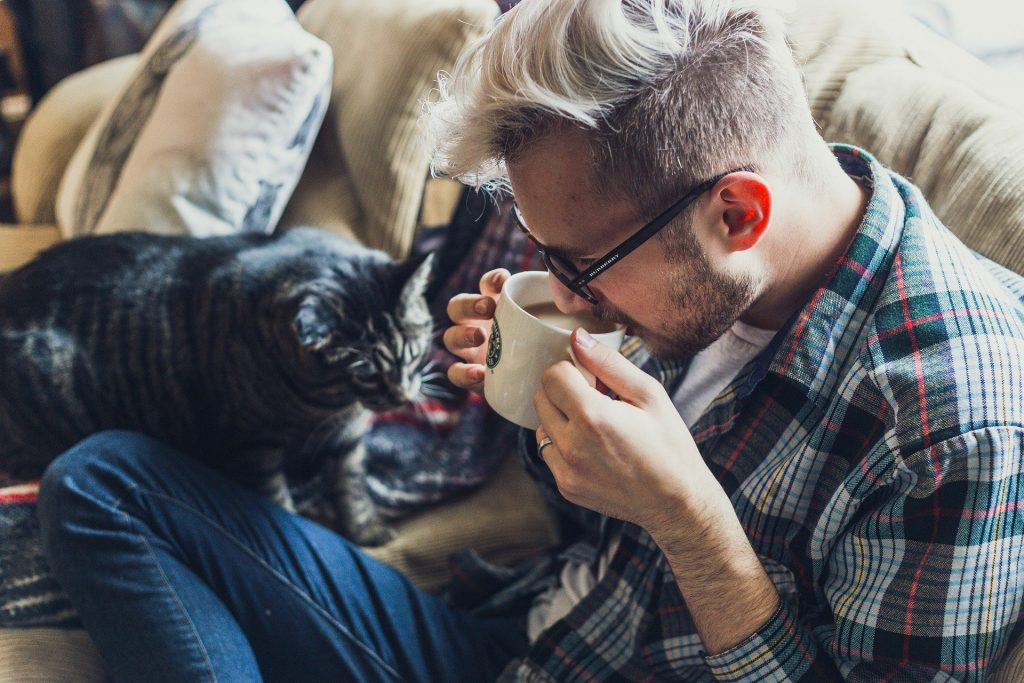 Man with Cat Holistic List