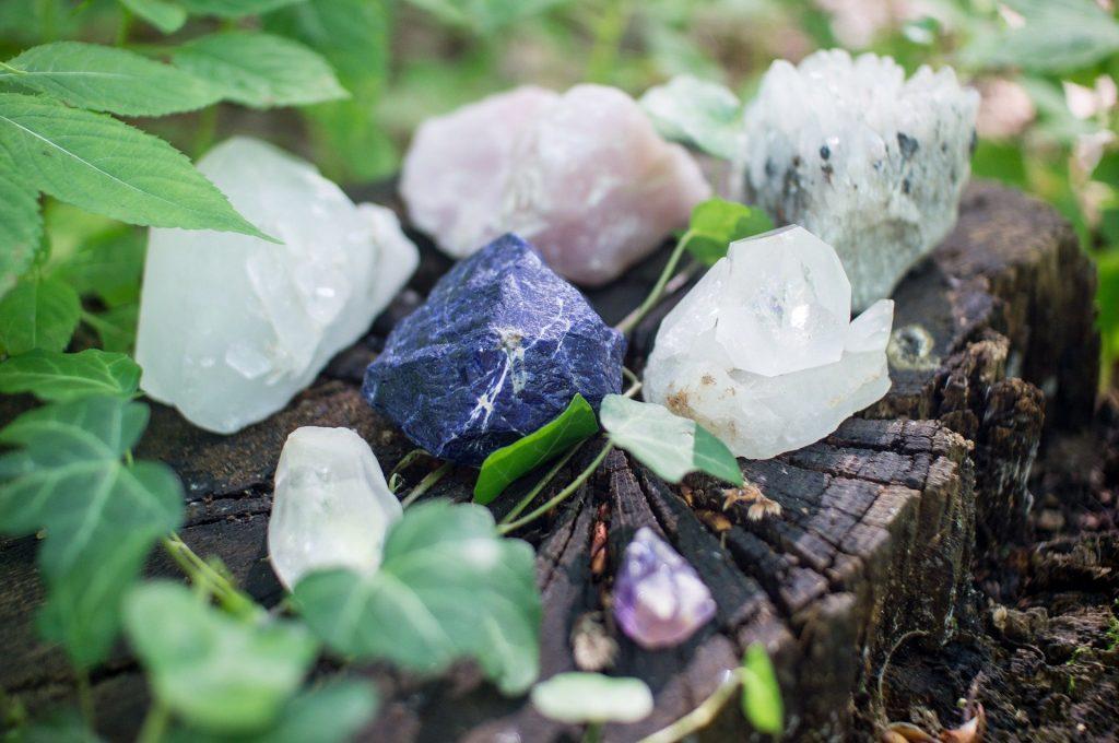Crystals Holistic List