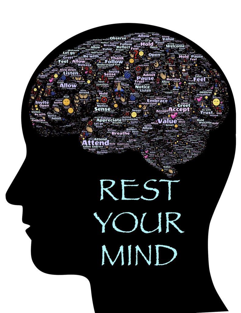 Rest Your Mind Holistic List