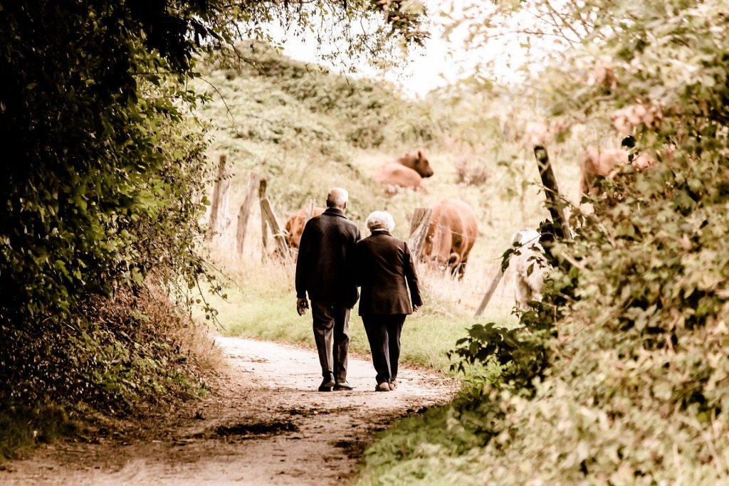 Senior Walkers Holistic List