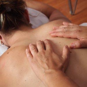 bach neck shoulder massage Holistic List