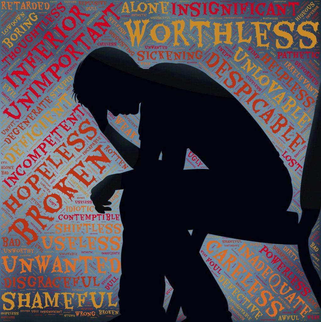 Depression Man Holistic List