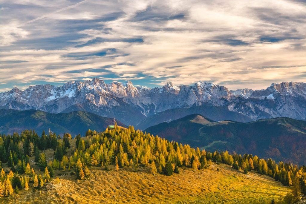 Mountains Holistic List