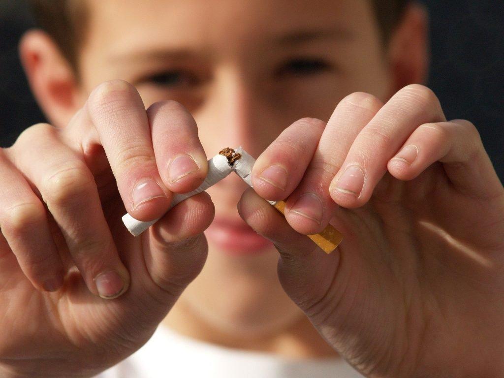 Stop Smoking Holistic List