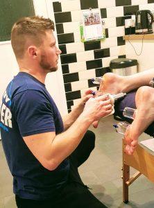 Menai Sports Massage Chinese Foot Cupping