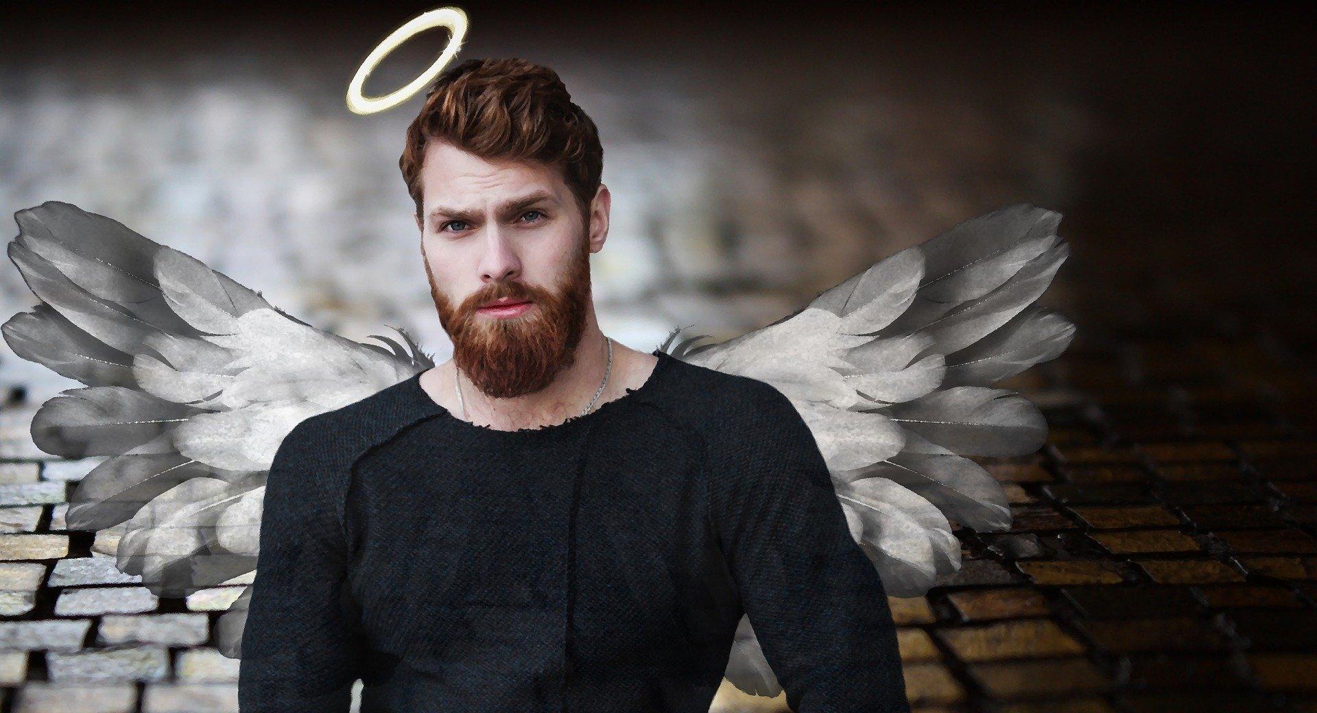 Man Angel - Holistic List