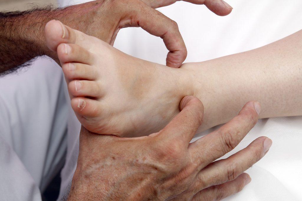 REflexology Massage Holistic List