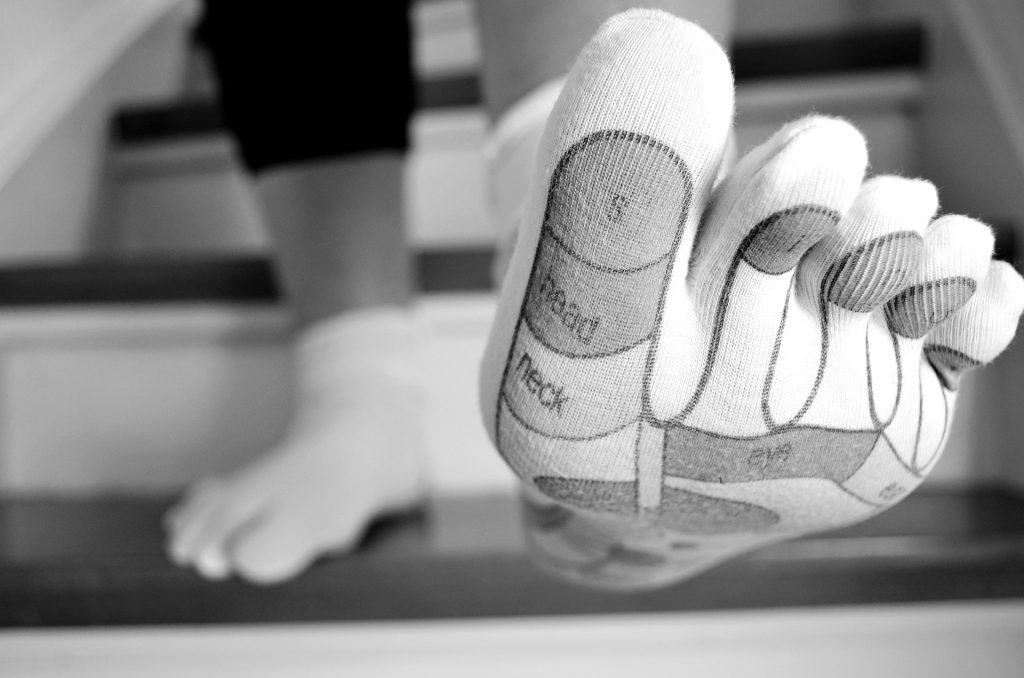 Reflexology Socks Holistic List