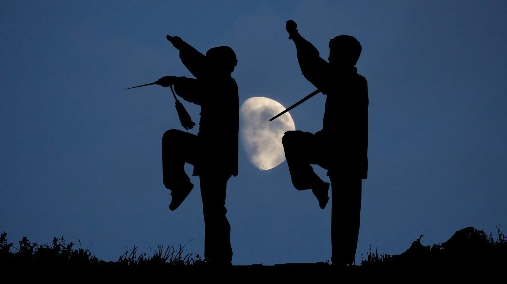 Tai Chi Swords Holistic List